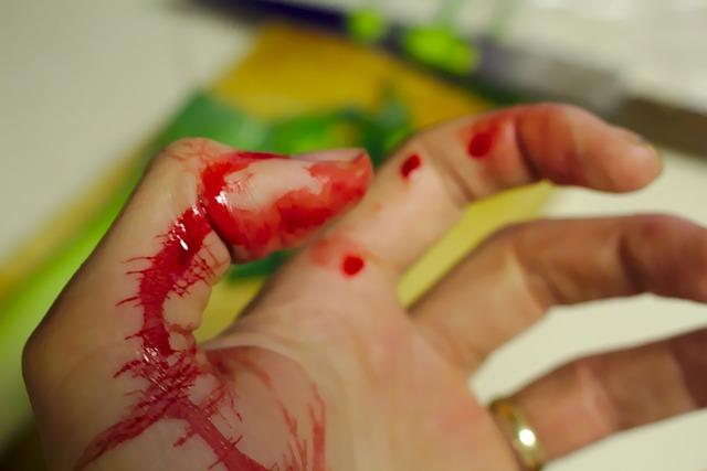 Foto Blutung